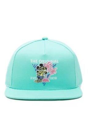 Vans Mickey's 90th Snapback Bermuda Şapka