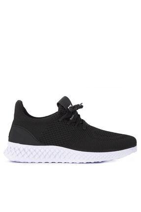 Slazenger ATOMIC Sneaker Kadın Ayakkabı Siyah SA11RK080