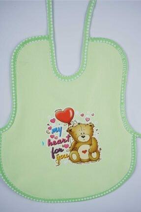 MİNİKO KİDS Bebek Bel Bağlamalı Mama Önlüğü