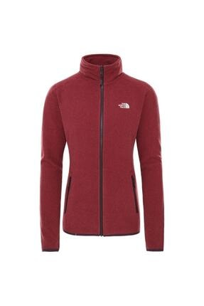 THE NORTH FACE 100 Glacier Full Zip Kadın Polar - T92uauus2