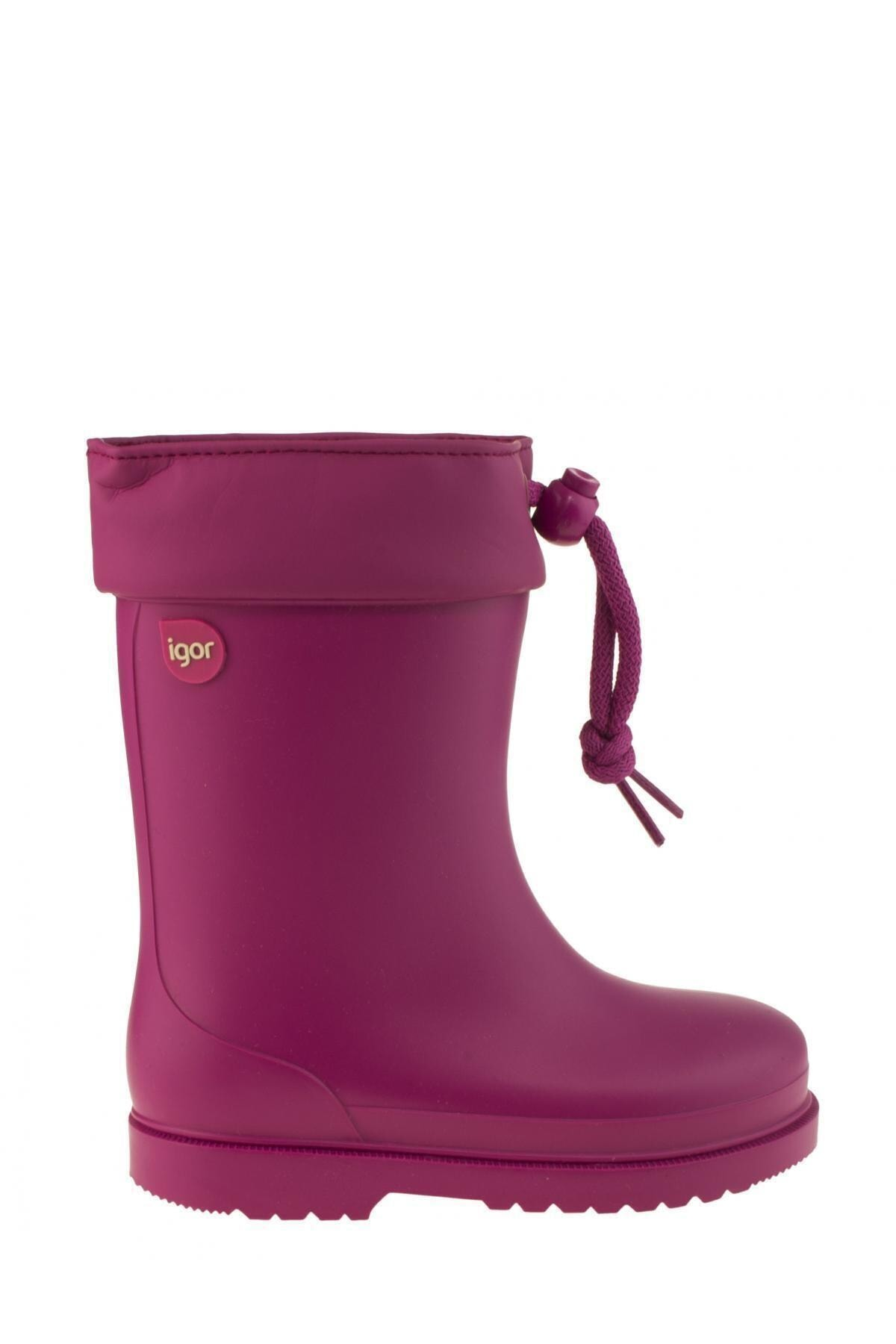 IGOR CHUFO CUELLO Fuşya Kız Çocuk Yağmur Çizmesi 100386306 2