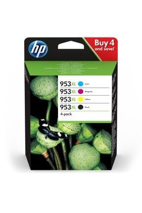 HP 953xl-3hz52ae Orjinal Kartuş Avantaj Paketi