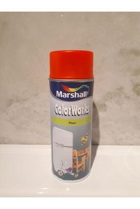 Marshall Colorworks Fosforlu Kırmızı 400 ml