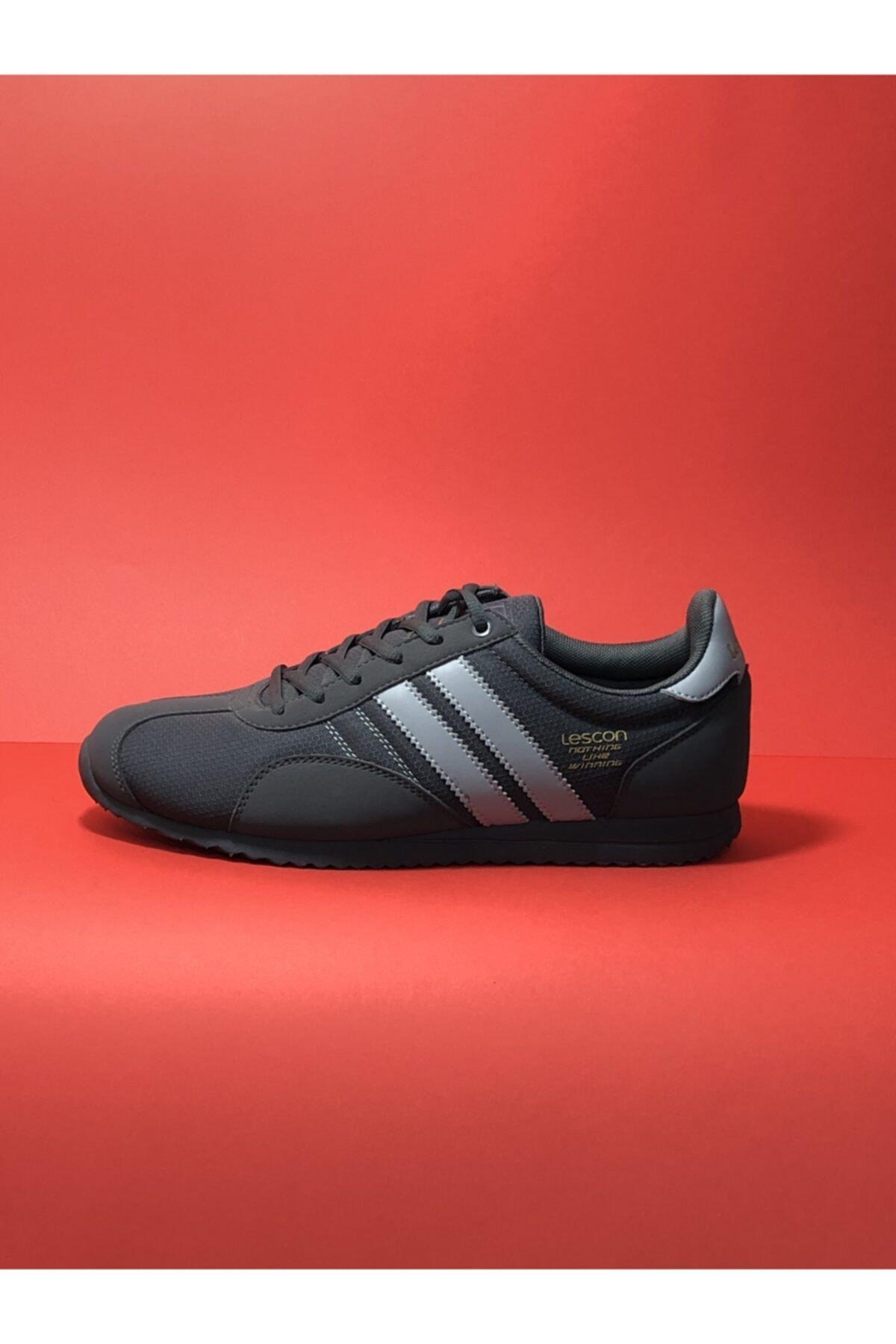 Lescon Füme Unisex Sneaker Spor Ayakkabı 1