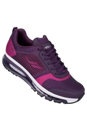 Lescon Kadın Sneaker - L-6107 Airtube - 18nau006107z-mur
