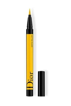 Dior Show On Stage Liner Waterproof 541 Matte Yellow