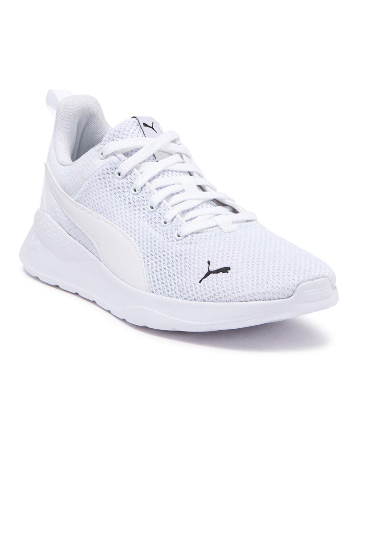 Puma ANZARUN LITE Beyaz Erkek Sneaker Ayakkabı 100547144 1