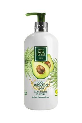 Eyüp Sabri Tuncer Doğal Avokado Yağlı El Ve Vücut Losyonu 500 ml
