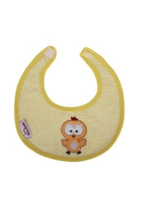 Sevi Bebe Küçük Havlu Önlük Art-21 Sarı