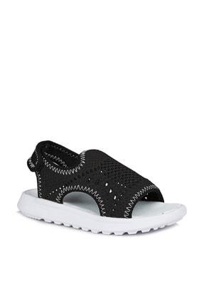 Vicco Macaron Erkek Çocuk Siyah Sandalet