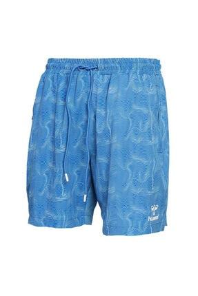 HUMMEL Hmlwavo Swım Shorts Erkek Yüzme Şortu