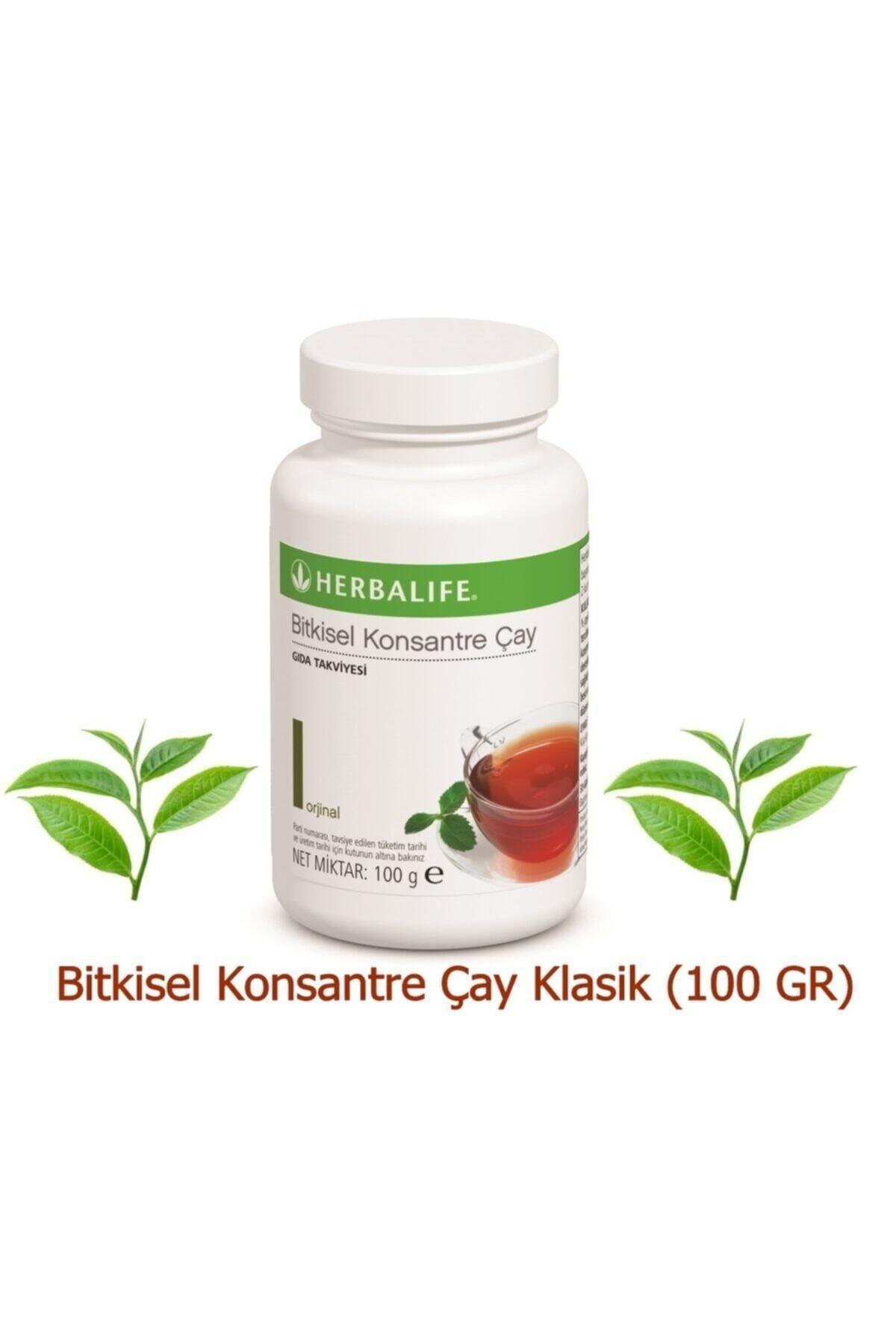 Herbalife Bitkisel Konsantre Çay (klasik Aromalı 100 Gr) 2
