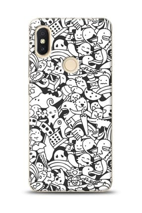 Eiroo Xiaomi Redmi S2 Karikalar Kılıf