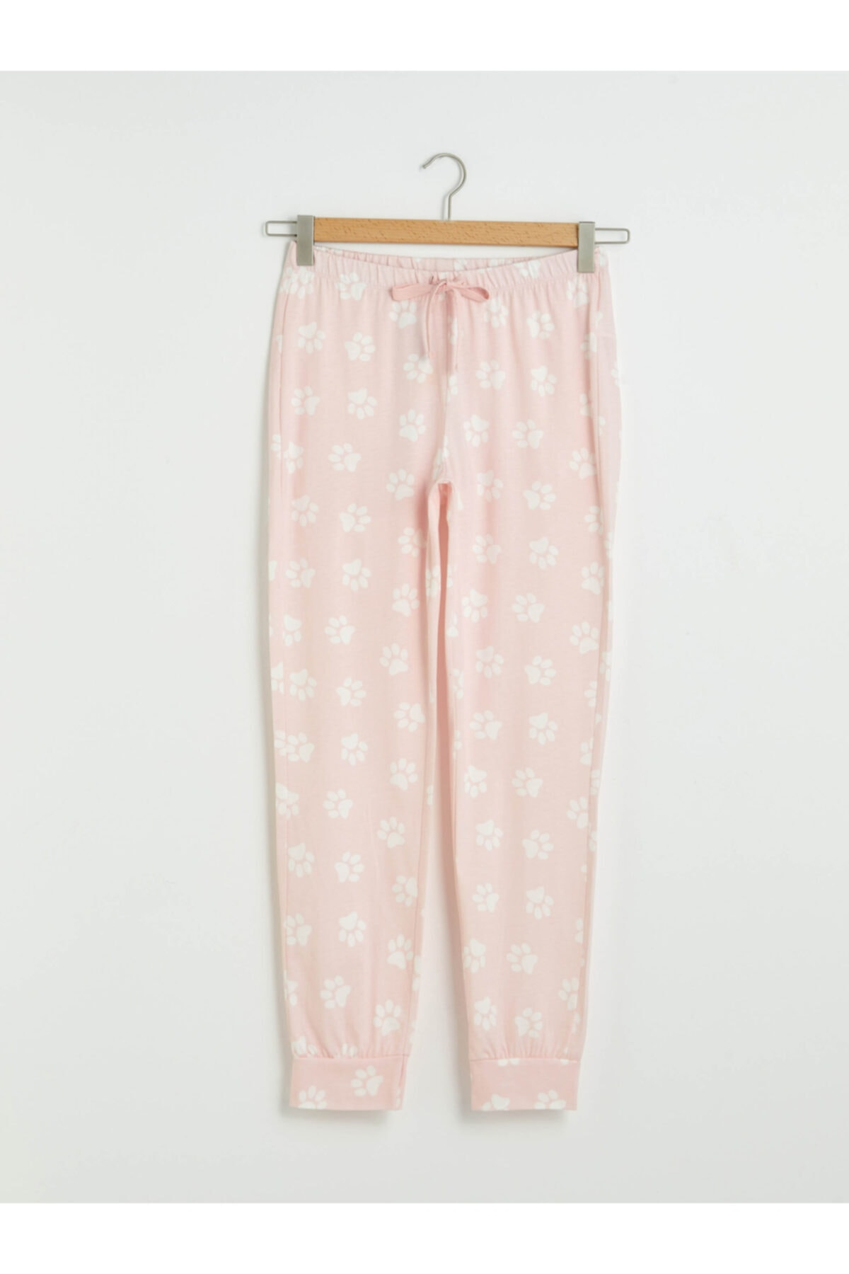 LC Waikiki Kadın Pembe Pijama Altı 1