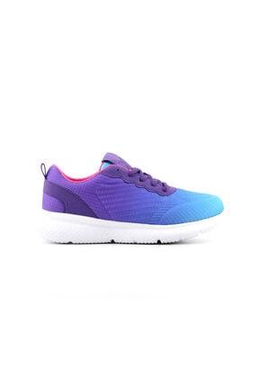 Kinetix BARNES W 1FX Mor Kadın Sneaker Ayakkabı 100782123