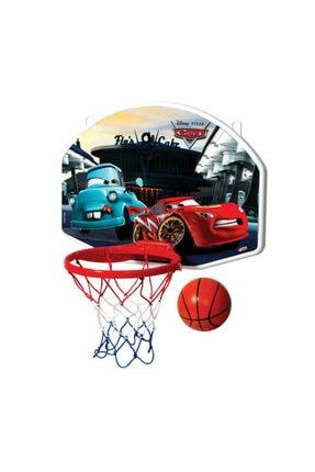 DEDE Cars Basket Potası Büyük - Mavi
