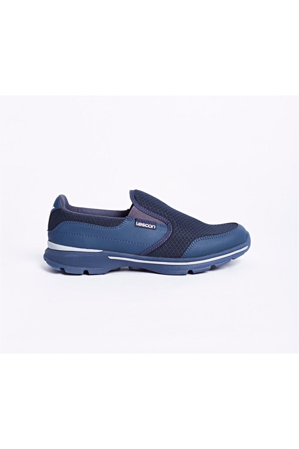Lescon Kadın Lacivert Outdoor Ayakkabı L-4650 1