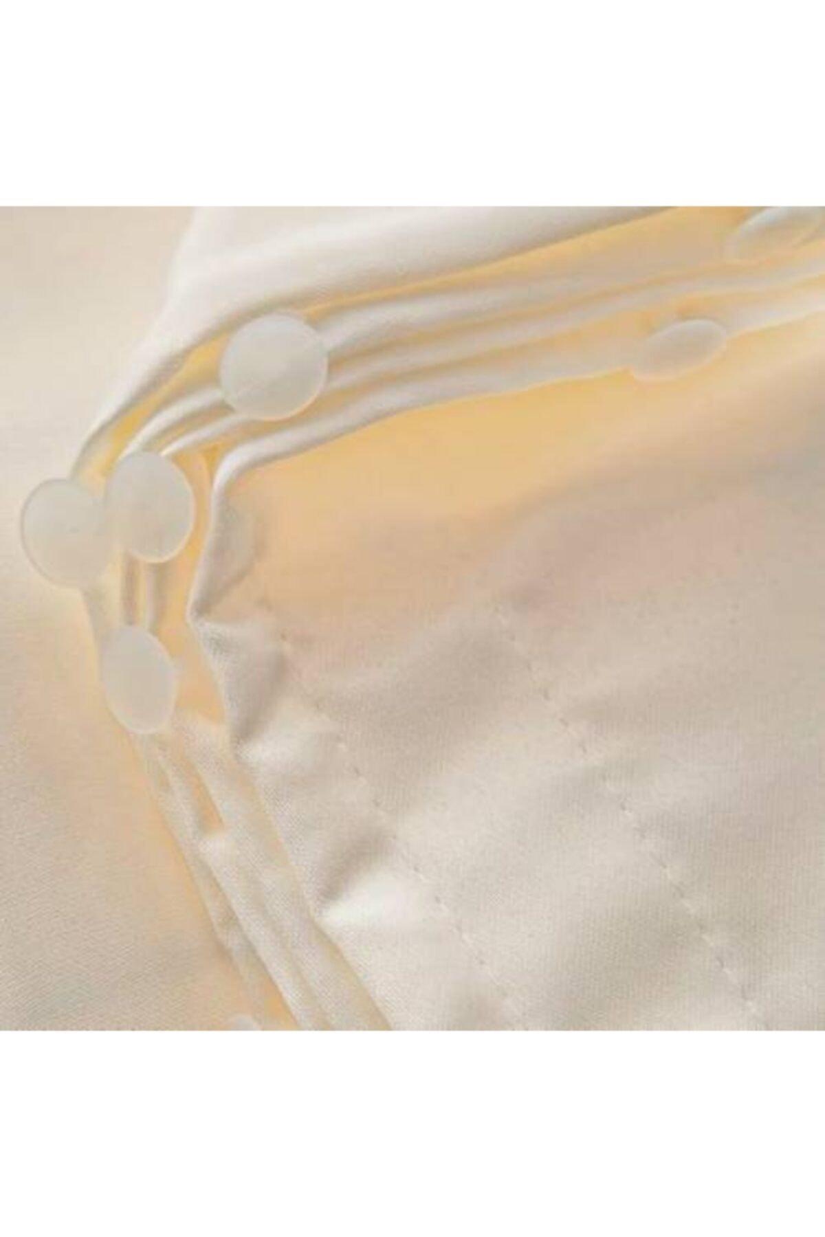 Zümrüt Ev Tekstil Lüks Saten Güneşlik Perde 400x260 1