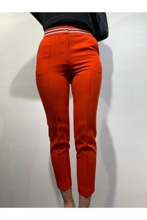 SERPİL Beli Şeritli Pantolon