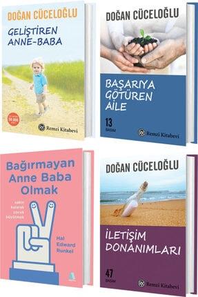 Remzi Kitabevi Doğan Cüceloğlu Seti ( Geliştiren Anne-baba – Başarıya Götüren Aile + 2 Kitap )
