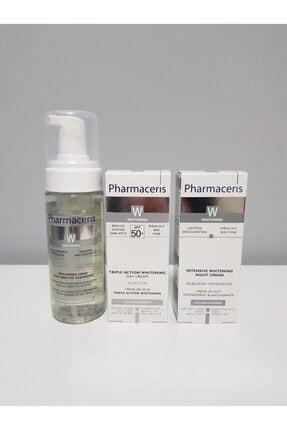 Pharmaceris Trıple Actıon 30 ml+albucın Intensıve 30 ml+purı-albucın Cleansıng 150 ml