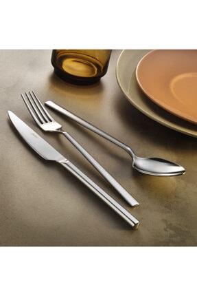 Batta Yemek Çatal Kaşık Bıçak Takımı 5500 Model 4 Kişilik 12 Parça