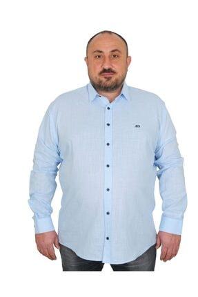 MocGrande Büyük Beden Erkek Gömlek