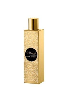 S.T. Dupont Royal Amber Edp 100 ml Erkek Parfümü  3386460078481