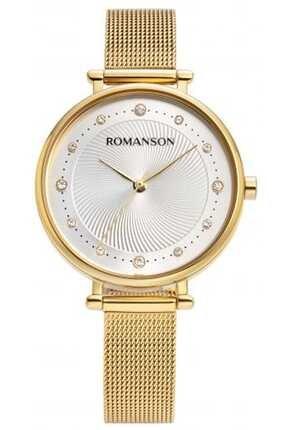 Romanson Kadın Kol Saati TM8A45LLGGAS1G