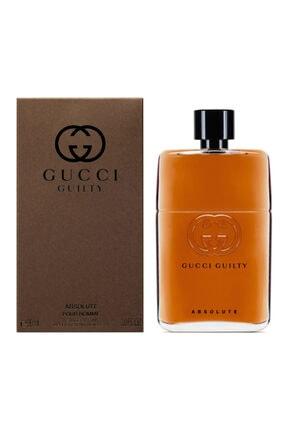 Gucci Guilty Absolute Edp 90 ml Erkek Parfüm 8005610344157