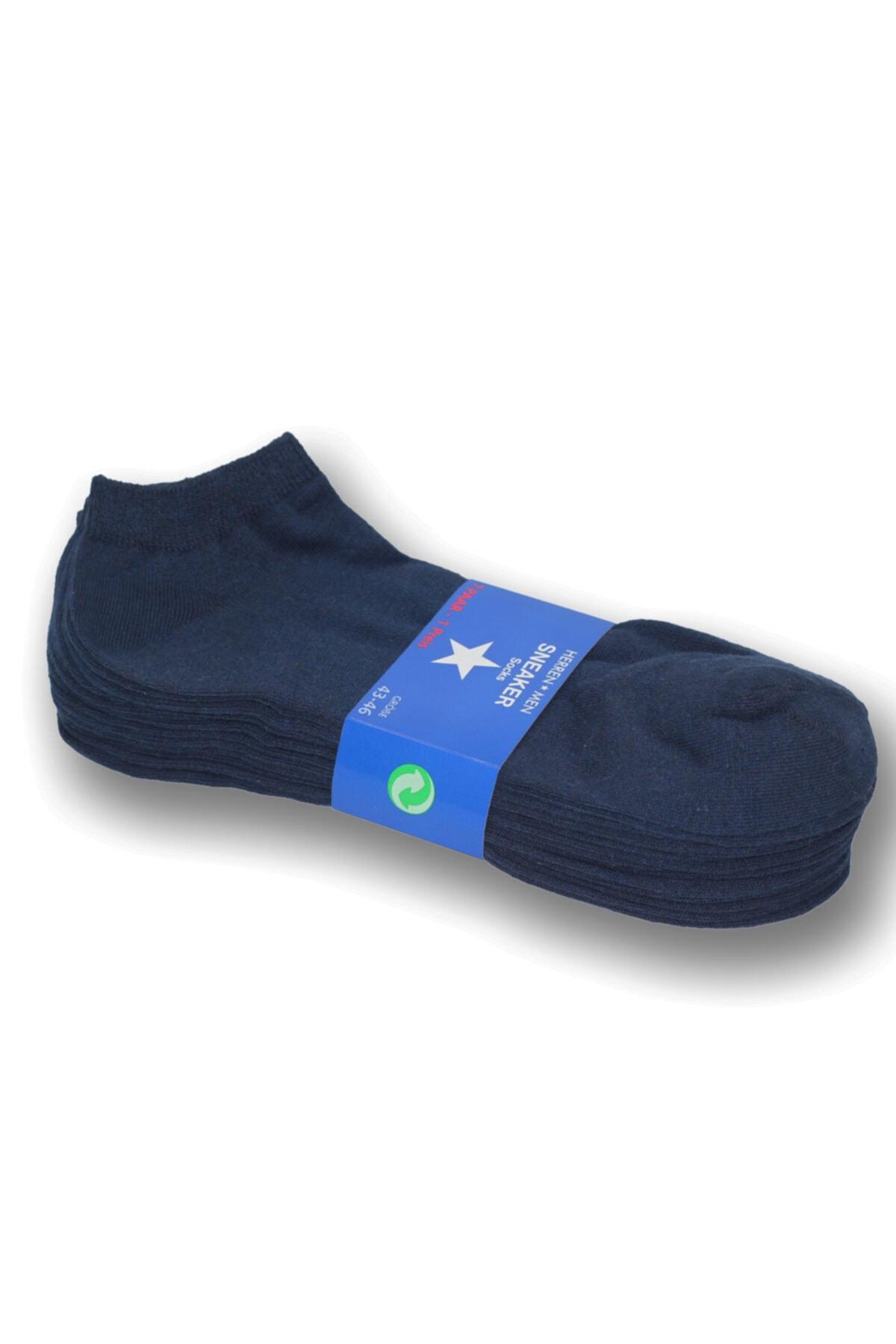 topsocks 7'li Penye Patik Çorap 1