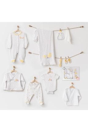 andywawa Bebek Hastane Çıkışı 10 Pcs Newborn Set Happy Chıcky