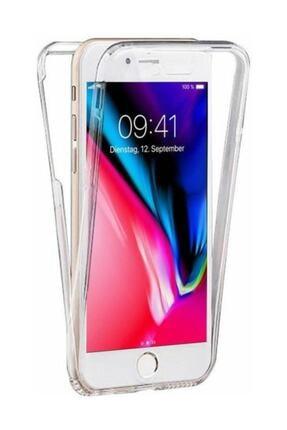 Cosmonis Apple Iphone 6 6s Plus Ön Arka 360 Derece Tam Korumalı Kılıf