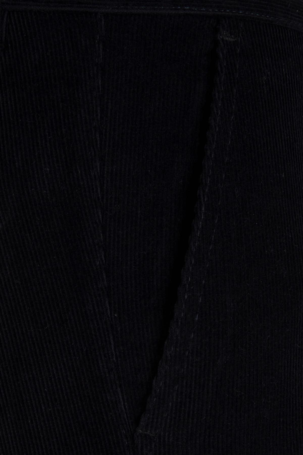 Hatemoğlu Lacivert Kadife Regular Pantolon 2