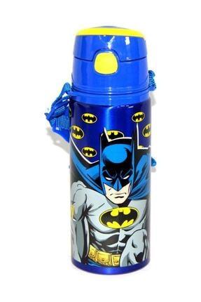 Hakan Çanta Batman Lisanslı Çelik Matara Termos - 97845