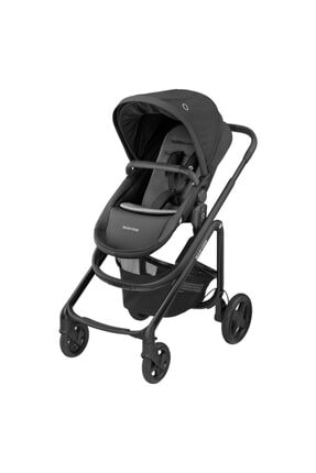 MAXİ-COSİ Siyah Essential Black Lila Cp Bebek Arabası