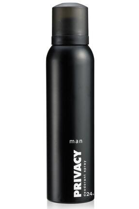 Privacy Klasik 150 ml Erkek  Deodorant  8690586221603