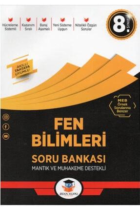 Zeka Küpü Yayınları 8.sınıf Fen Bilimleri Soru Bankası