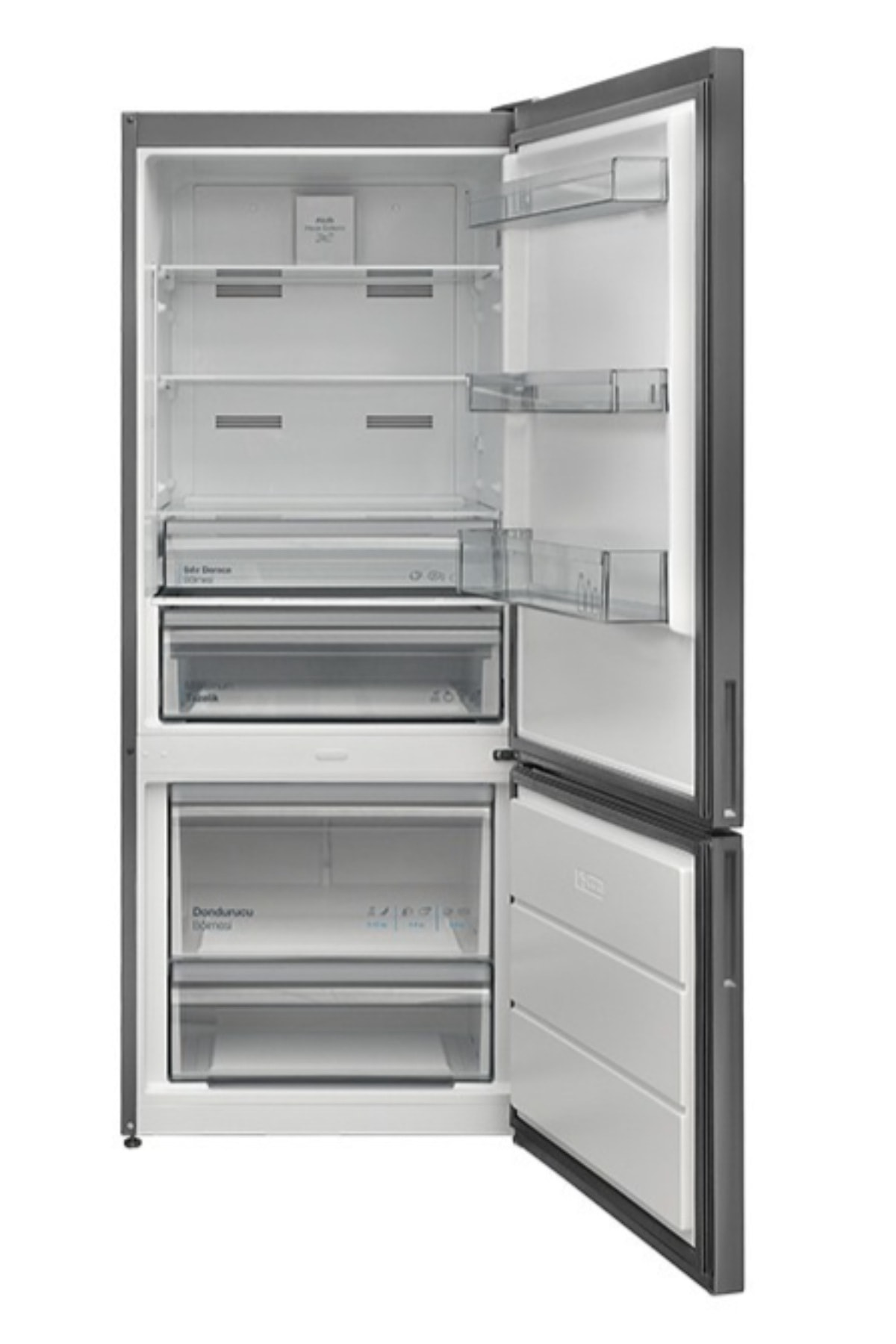 Regal NFK 4820 IG A++ Kombi No Frost Buzdolabı 2