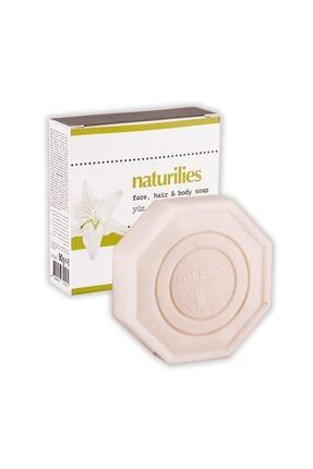 Huncalife Naturilies Pirinç Ve Beyaz Zambak Özlü Beyazlatıcı Sabun 90 G 8690973721532