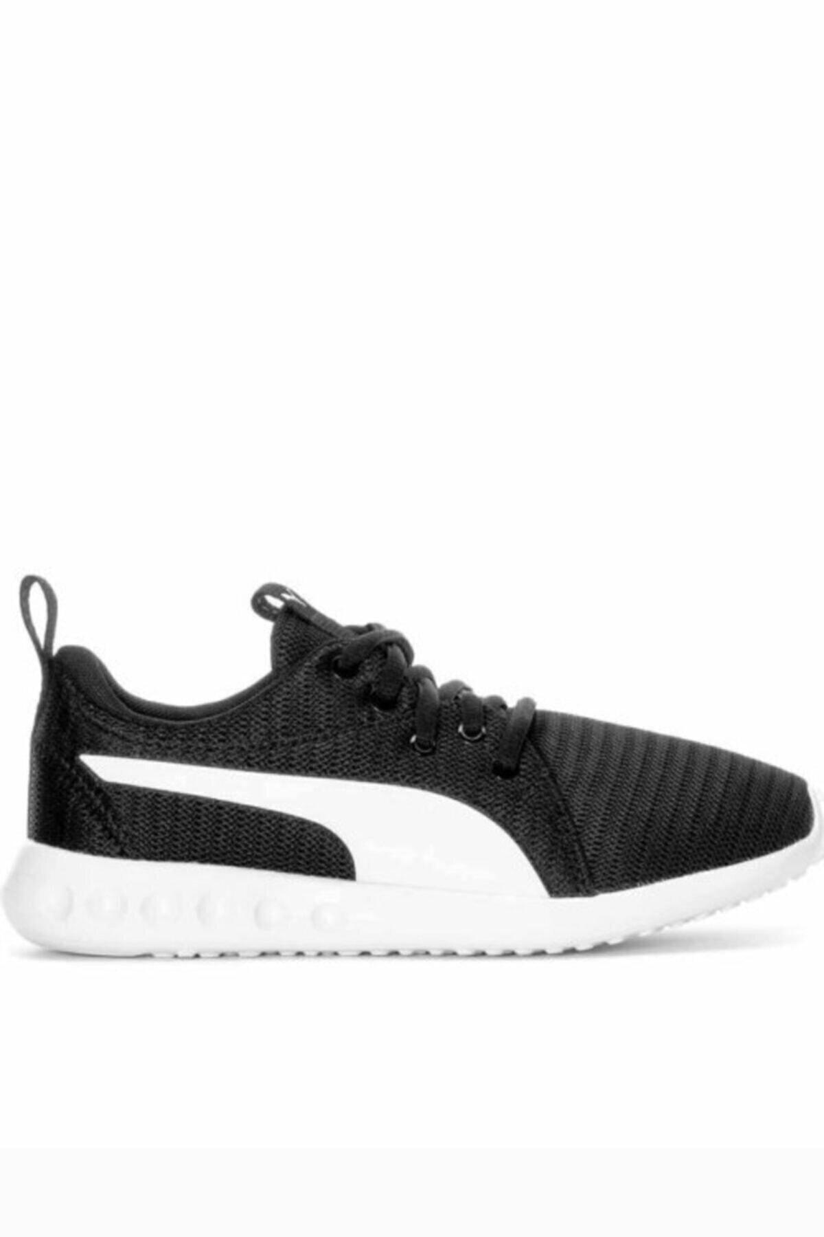 Puma Unisex Siyah Sneaker Carson 2 Jr 2