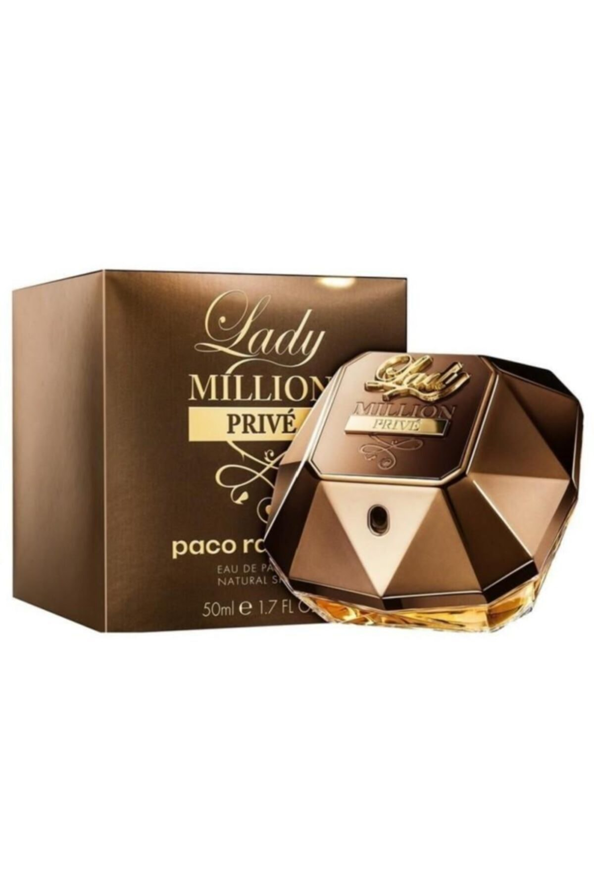 Paco  Rabanne Lady Million Prive Edp 50 ml Kadın Parfüm 3349668535439 2