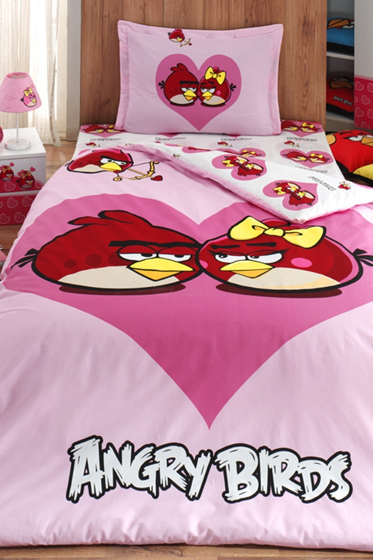 Angry Birds Angry Bırds Nevresım Takımı Ab_102 1