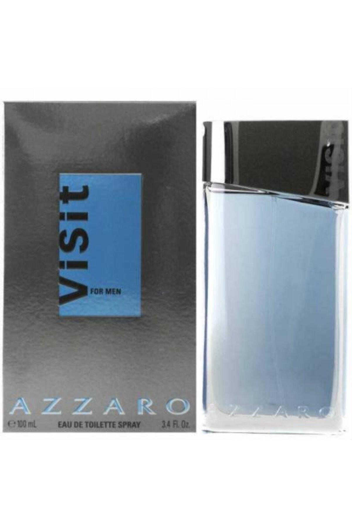 Azzaro Visit Edt 100 ml Erkek Parfüm 3351500950027 1