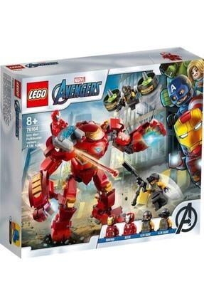 LEGO Iron Man Hulkbuster, A.I.M. Ajanına Karşı 76164