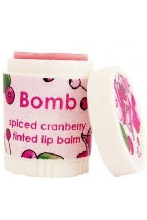 Bomb Cosmetics Spiced Cranberry Dudak Kremi 4,5g