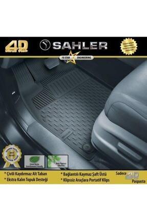 Sahler Ford Fiesta 2009-2017 Model Arası Uyumlu 4,5d Havuzlu Paspas Takımı