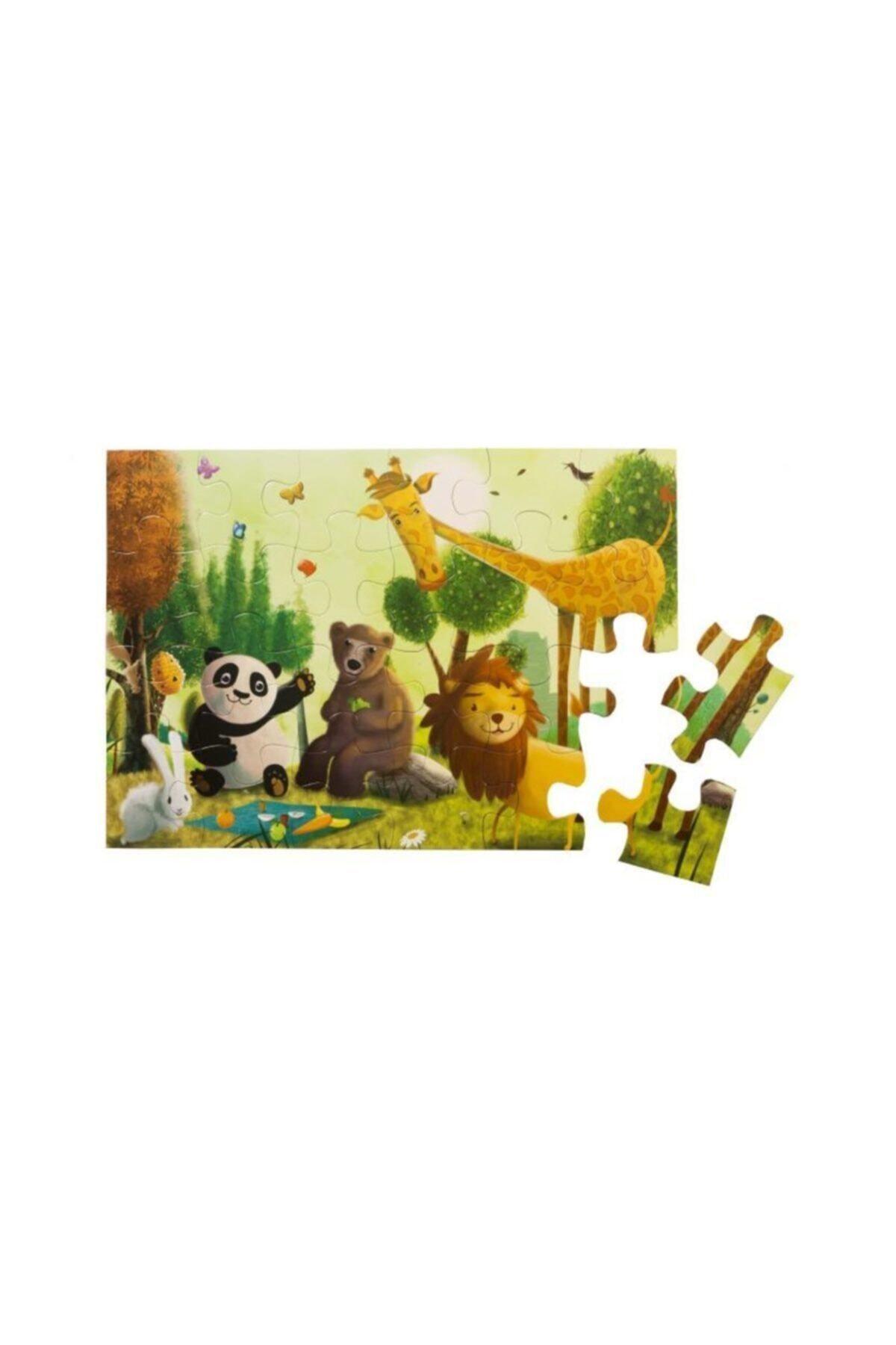 Eolo Ormanda Yer 24 Parça Puzzle 30006 2