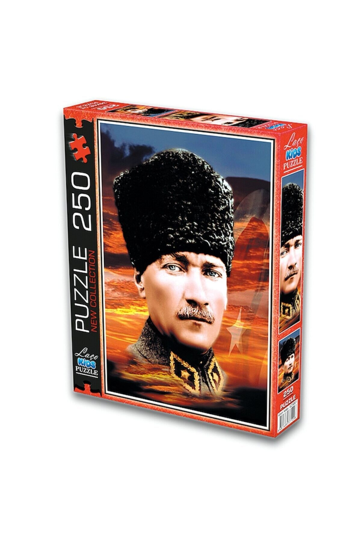 LAÇO KİDS Atatürk Puzzle 250 Parça 1