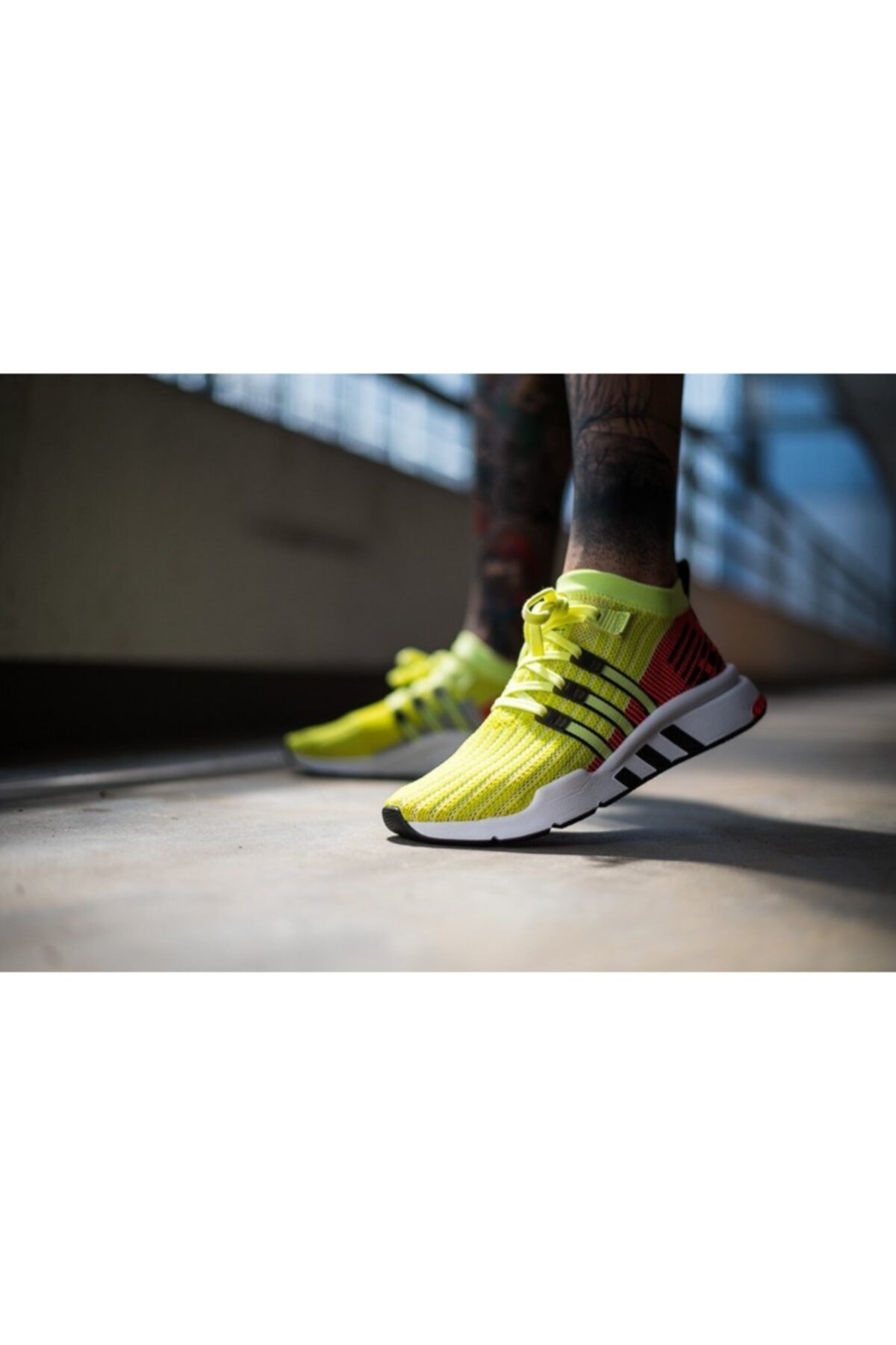adidas Eqt Support Mid B37436 Erkek Spor Ayakkabı 2